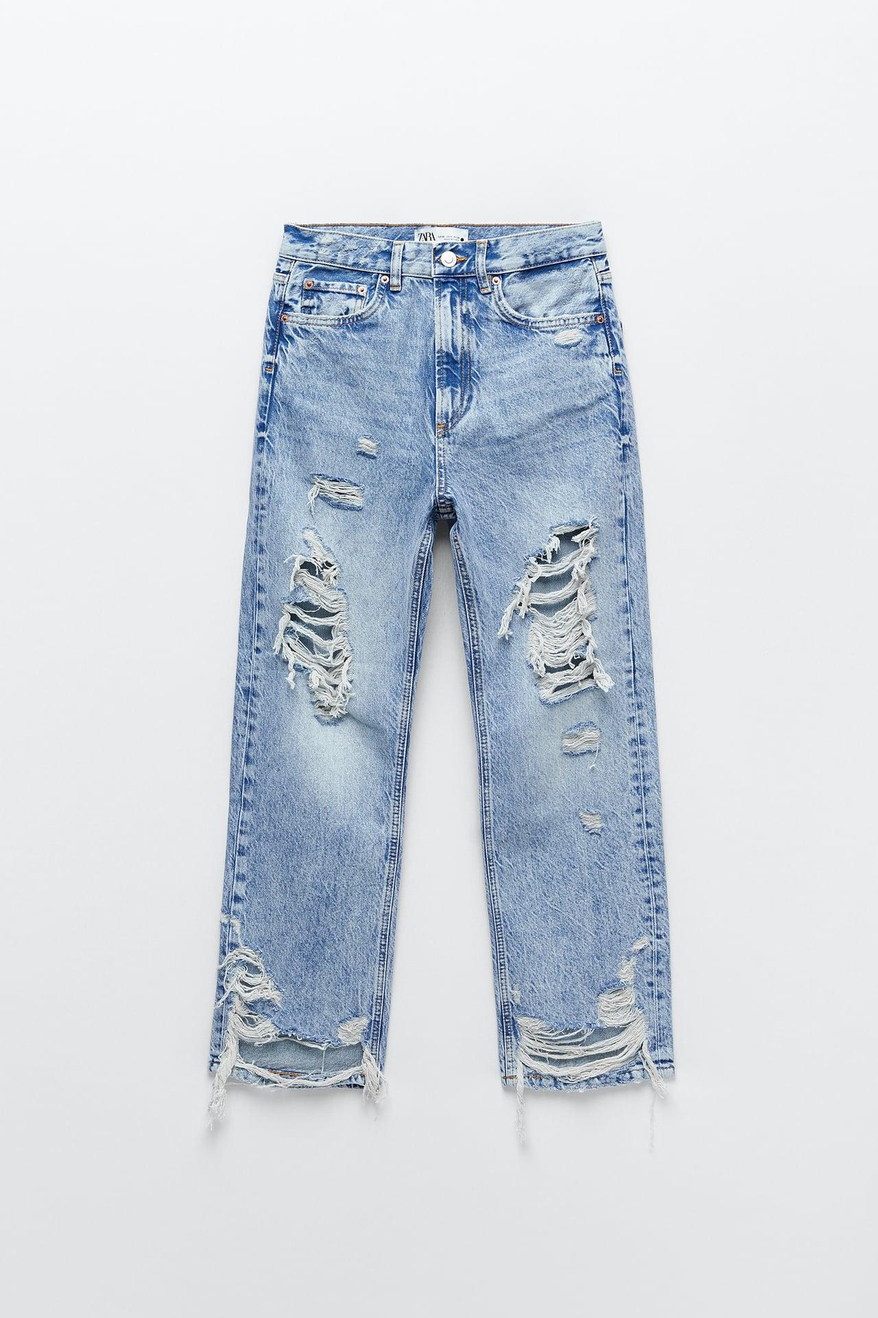 STYLECASTER   Zara Jeans