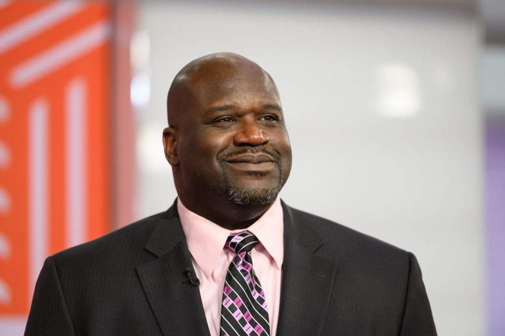 Shaquille O'Neal on 'Today' in 2019. Shaq has used his large platform to prove he's much more than just a hilarious NBA legend.