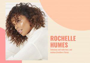 Presenter Rochelle Humes